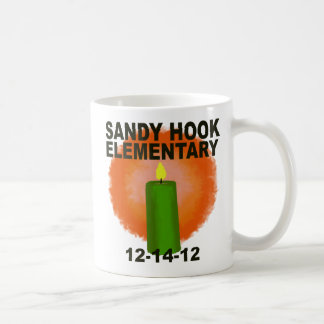 SANDY HOOK ELEMENTARY CANDLE COFFEE MUG