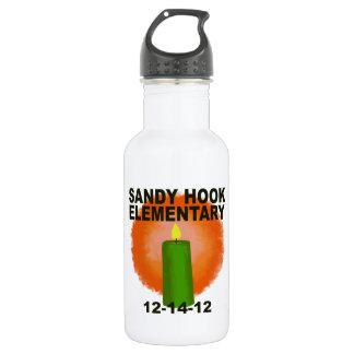 SANDY HOOK ELEMENTARY CANDLE 18OZ WATER BOTTLE