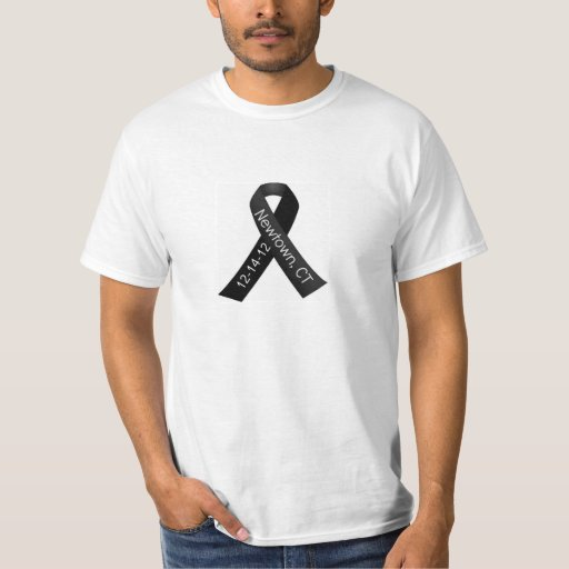 Sandy Hook Elementary Newtown Shooting Memorial T T-Shirt