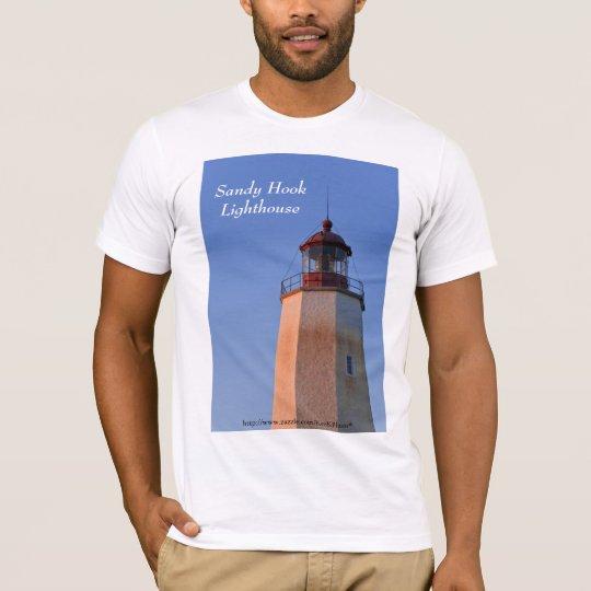 Sandy Hook II Lighthouse Men's Shirt