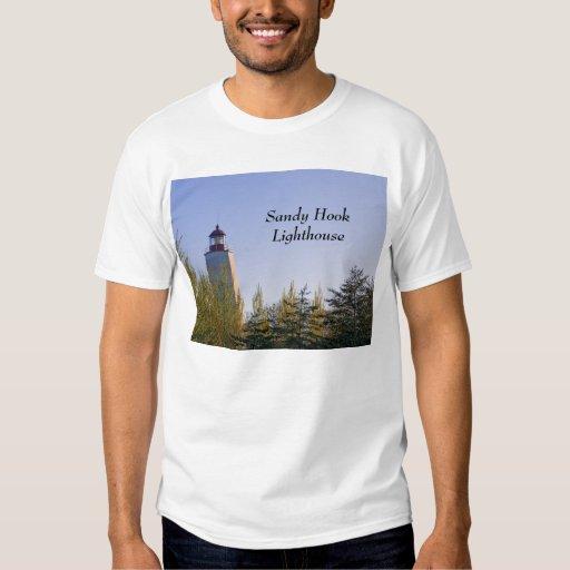 Sandy Hook III Lighthouse Men's Shirt