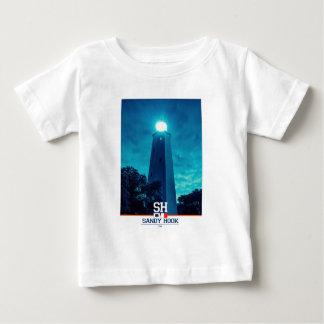 Sandy Hook Light. Baby T-Shirt