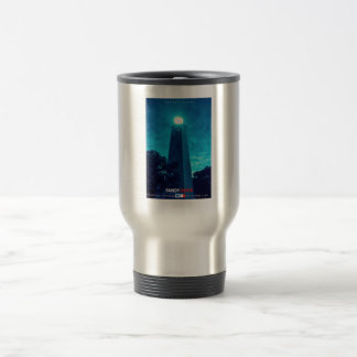 Sandy Hook Light. Travel Mug