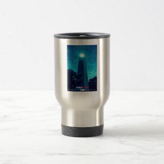 Sandy Hook Light. Travel Mug