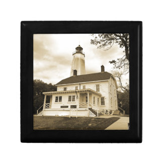 Sandy Hook Lighthouse Gift Box
