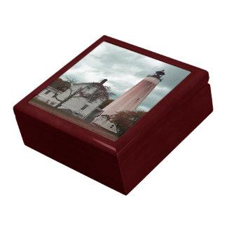 Sandy Hook Lighthouse Jewelry Box