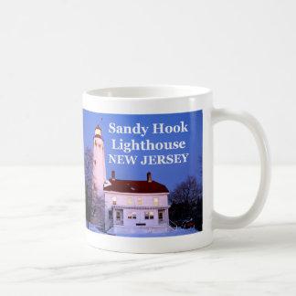 Sandy Hook Lighthouse, New Jersey Mug
