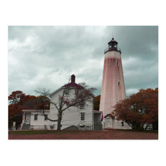 Sandy Hook Lighthouse Postcard