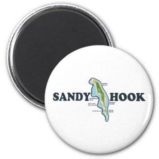 Sandy Hook. Magnet