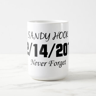 Sandy Hook Never Forget Coffee Mug