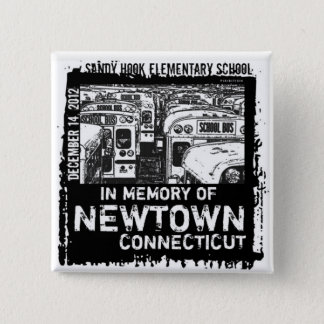 Sandy Hook Newtown Memory Button