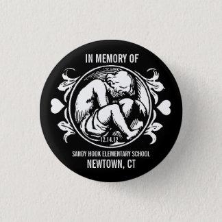 Sandy Hook Newtown Memory Classic Button