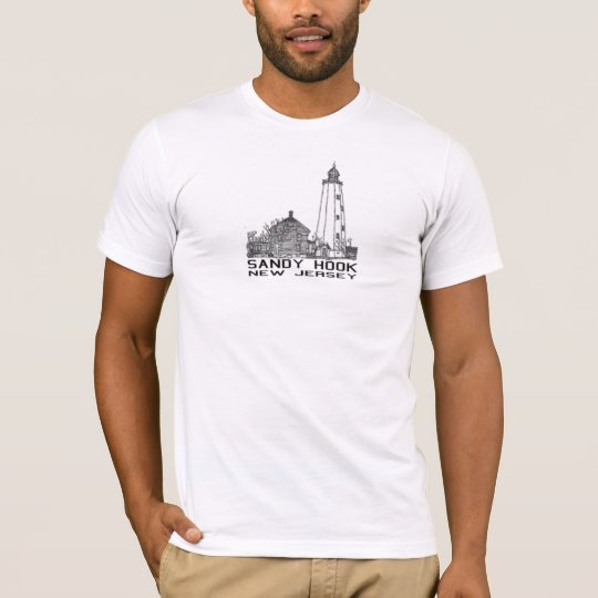 Sandy Hook NJ. T-Shirt