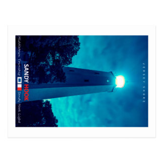Sandy Hook. Postcard
