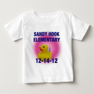Sandy Hook rubber duck, t shirts and gifts