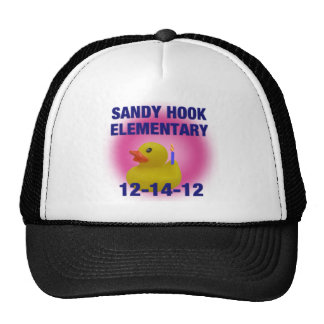 Sandy Hook rubber duck, t shirts and gifts Hat