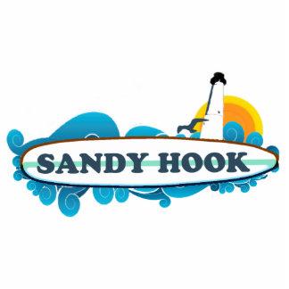 Sandy Hook. Statuette