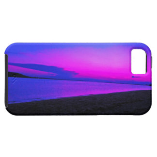 """Sandy Hook Sunset7"" Iphone Case"