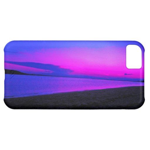 """Sandy Hook Sunset7"" Iphone Case iPhone 5C Cases"