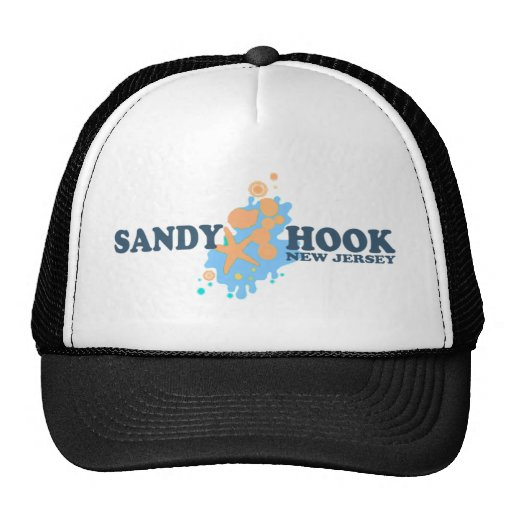 Sandy Hook. Trucker Hat