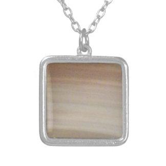 Sandy Jupiter Silver Plated Necklace
