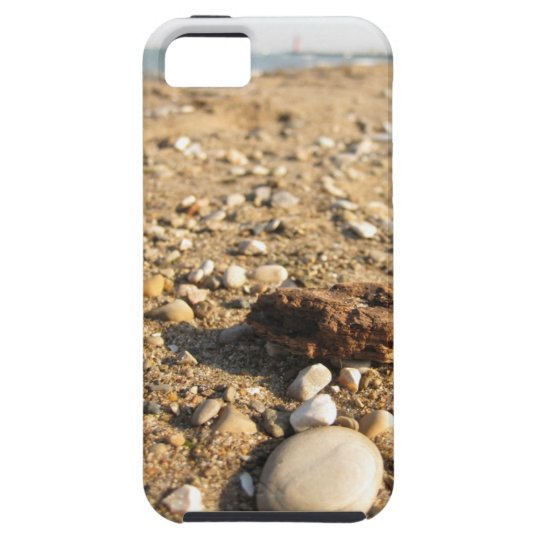 Sandy Lake Michigan Beach - iPhone 5 Case