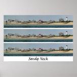 Sandy Neck Poster