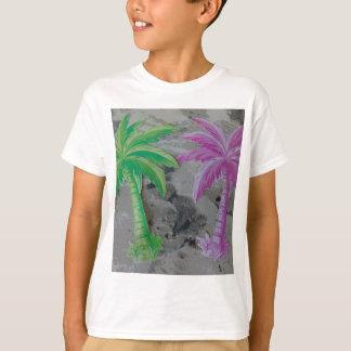 Sandy  Palms T-Shirt