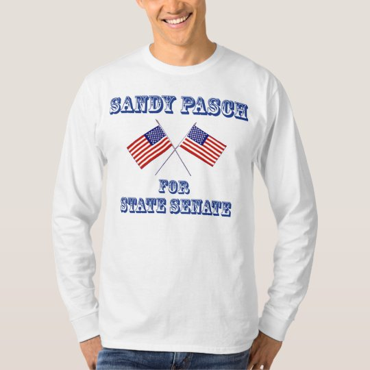 Sandy Pasch for State Senate T-Shirt