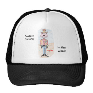 Sandy Plains Trucker Hat