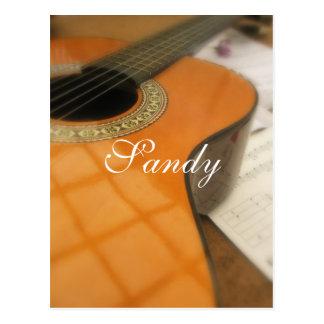 Sandy Postcard