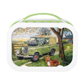 """Sandy Sam Lunch box """"Farmer's Friends. Lunchbox"""