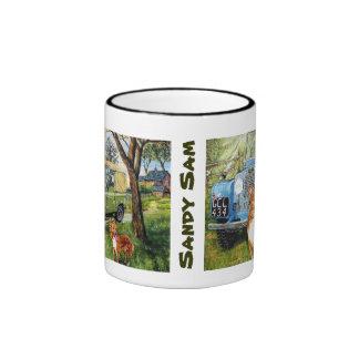 Sandy Sam Ringer Mug