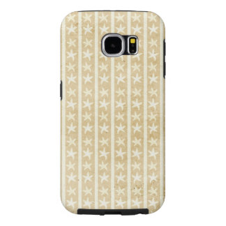 Sandy Seashells Samsung Galaxy 6 Case