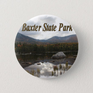 Sandy Stream Pond Pinback Button