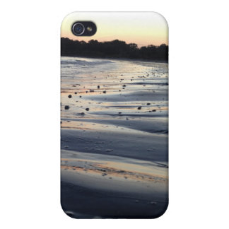 Sandy Sunset iPhone 4 Cover