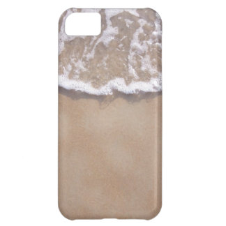 Sandy Surf on the Beach Case For iPhone 5C