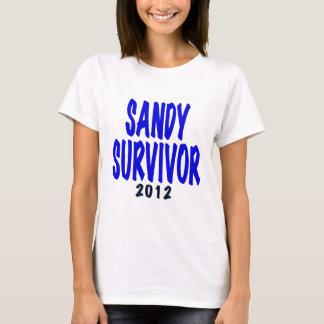 SANDY SURVIVOR 2012, Sandy survivor gifts T-Shirt
