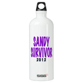 SANDY SURVIVOR 2012, Sandy survivor Water Bottle