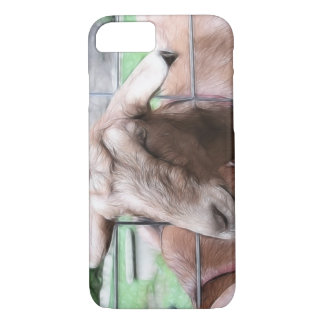 Sandy The Goat At The Gate iPhone 8/7 Case
