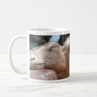 Sandy The Goat - Nap Time! Coffee Mug