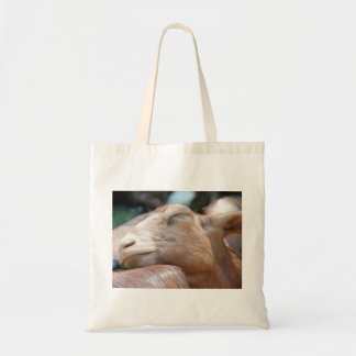 Sandy The Goat - Nap Time! Tote Bag