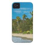 Sandy tropical beach iPhone 4 Case-Mate case