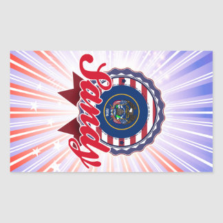 Sandy UT Sticker