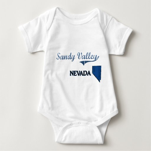 Sandy Valley Nevada City Classic Shirts