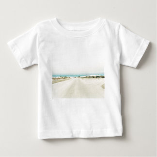 Sandy White Out Baby T-Shirt