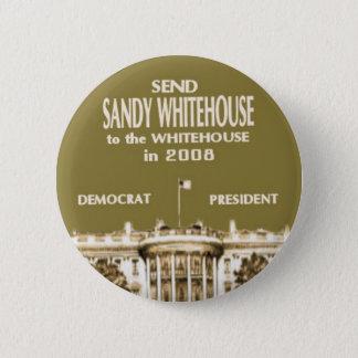 Sandy Whitehouse Button
