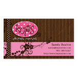sandycard Double-Sided standard business cards (Pack of 100)