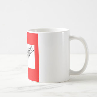 Sandy's horsey coffee mug