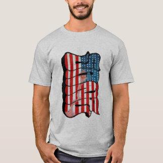 Sane - American Flag Shirt